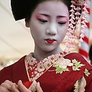 Maiko Umeraku 梅らく by Jenny Hall