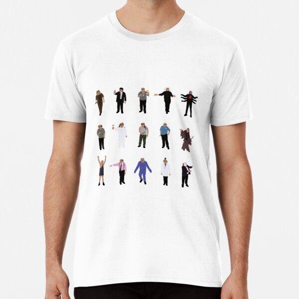 Frank Reynolds de Always Sunny Camiseta premium