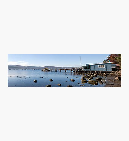 Cornelian Bay Boat Shed - Hobart Photographic Print