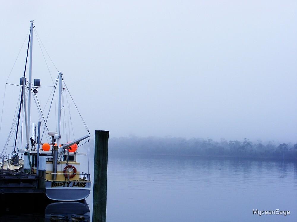 Misty Lass by MyceanSage