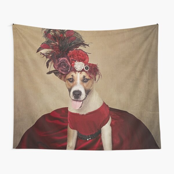 Shelter Pets Project - Baby Girl Tapestry
