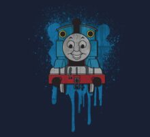 Thomas the Tank Engine Grunge | Unisex T-Shirt