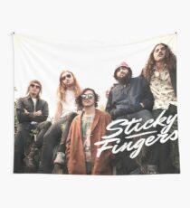 Sticky Fingers Wall Tapestry
