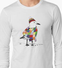 Chilli the Seagull Long Sleeve T-Shirt