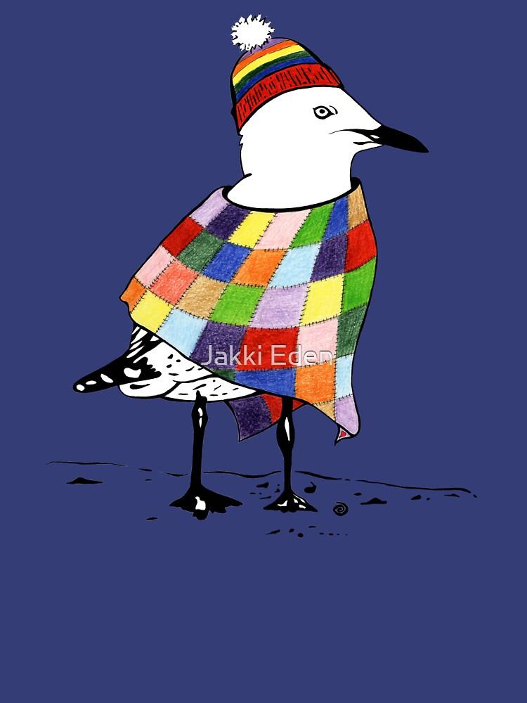 Chilli the Seagull   Women's T-Shirt