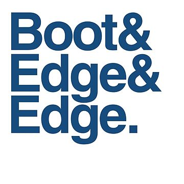 Boot edge-edge (Pete Buttigieg) by coinho