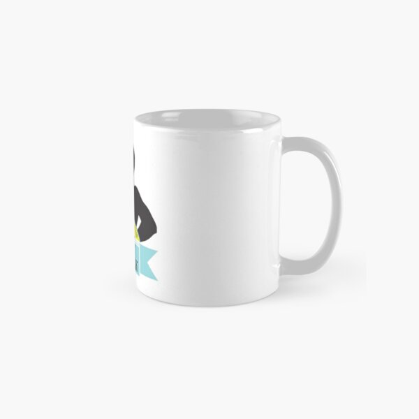 fight milk Classic Mug