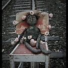 Blanches life had felt like a bit of a train wreck lately.  As she sat with her heart in her hands on the railway track she waited for the train to round the bend... by madworld