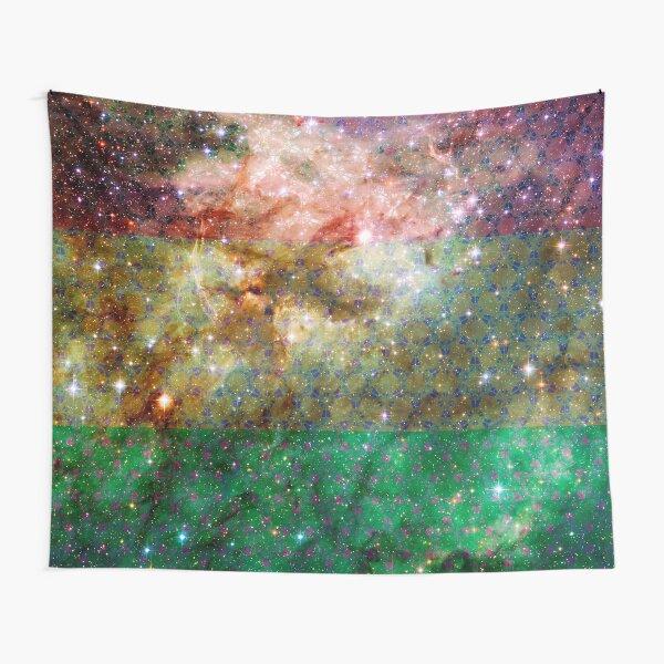 Rasta Tarantula Nebula Tapestry