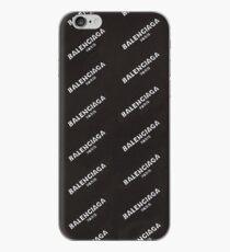 balenciaga schwarz iPhone-Hülle & Cover