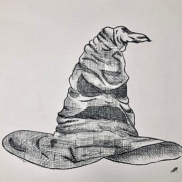 Sorting hat by Tarasadventure
