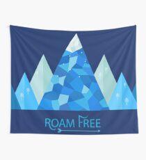 Roam Free Landscape Wall Tapestry