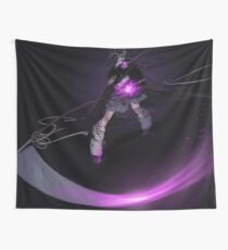 the warrior of saturn Wall Tapestry