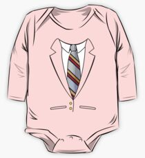 Anchorman Suit One Piece - Long Sleeve
