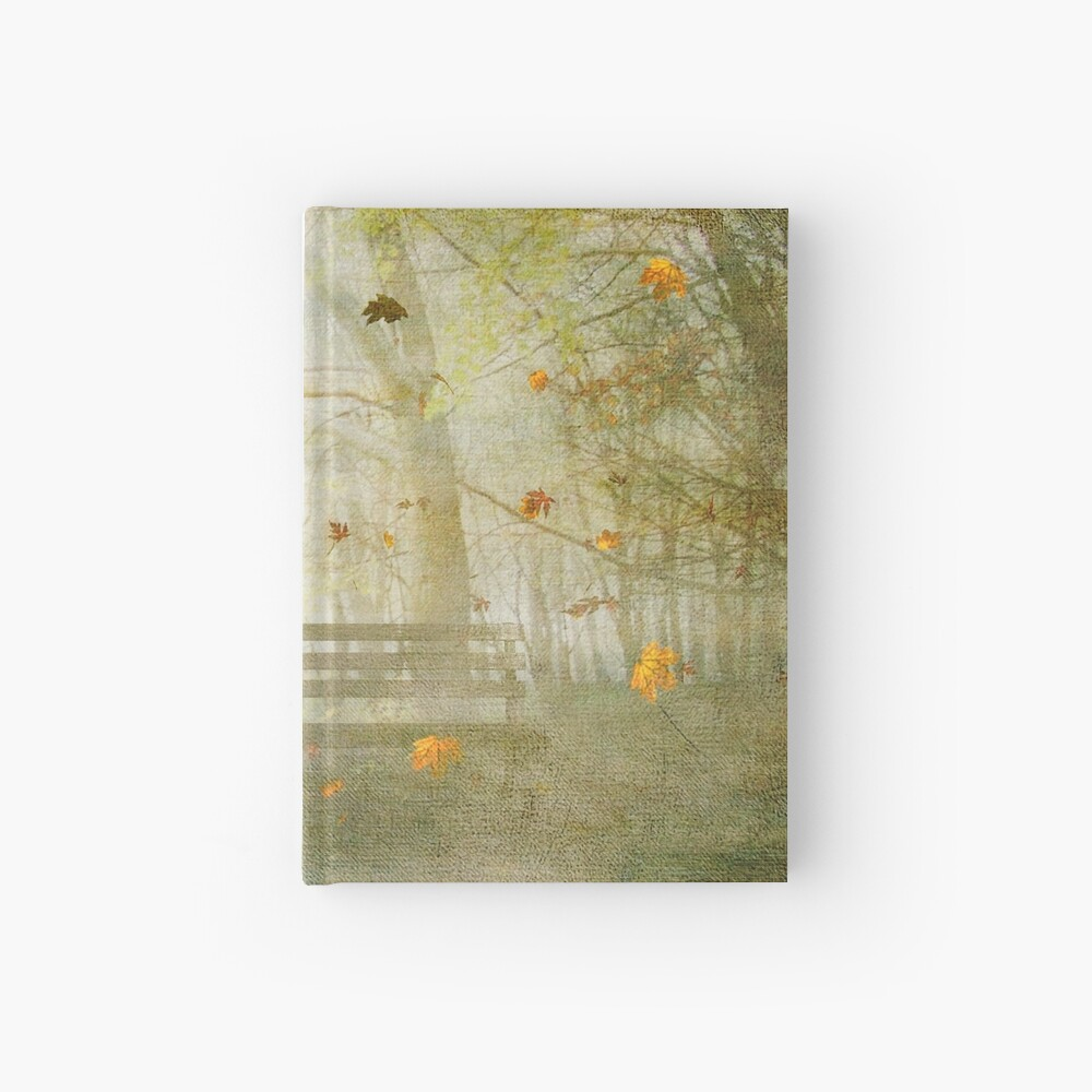 Don't look back ... Hardcover Journal