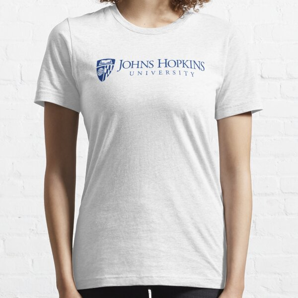 Johns Hopkins University Sticker/Shirt Essential T-Shirt
