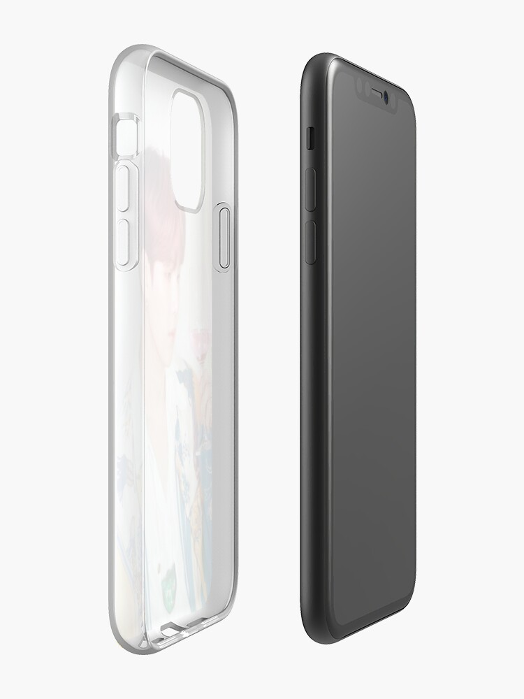 Coque iPhone «Suga ♡ Persona», par okMafia