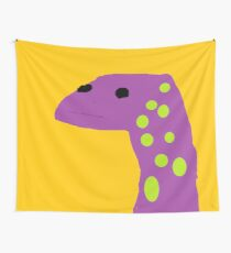Motivational Lizard (For select accessories) Tapestry