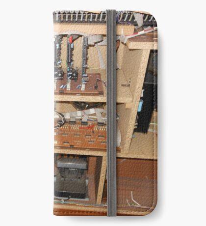 Die Eingeweide der Orgel iPhone Flip-Case