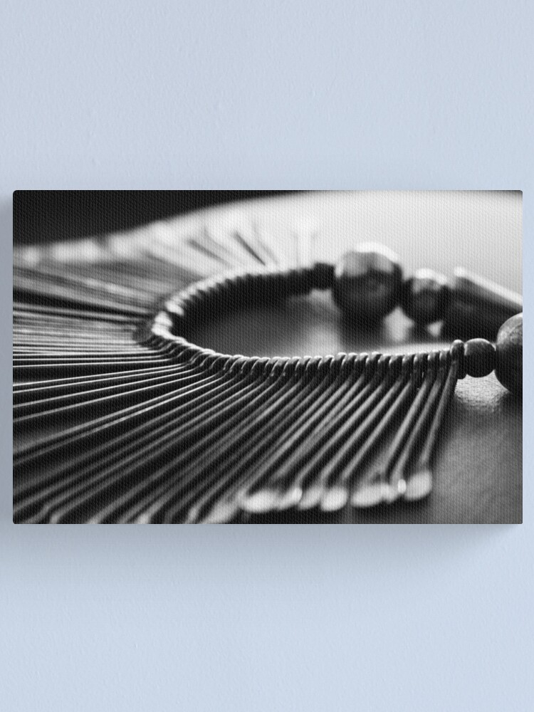 Alternate view of Le Collier - 13 Canvas Print