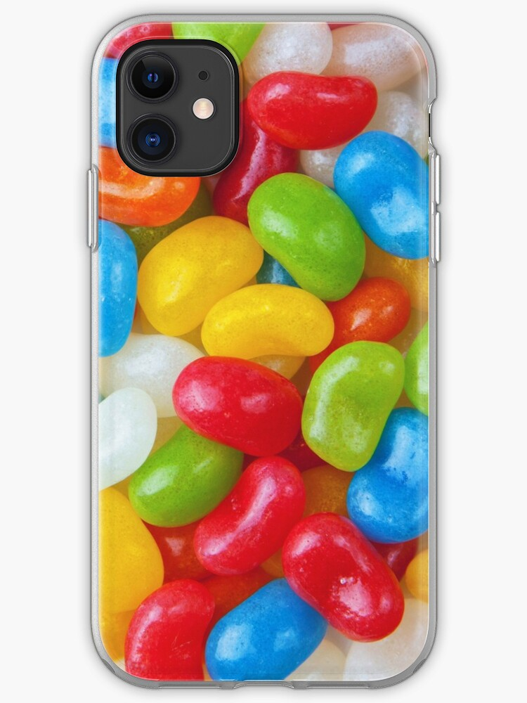 Multi Color Jelly Beans Wallpaper Iphone Case Cover By Franceslewis Redbubble