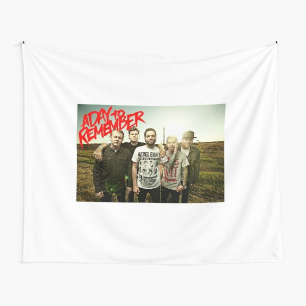 A Day to Remember Poster Tapestry