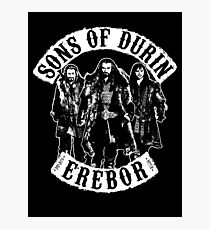 Sons of Durin Photographic Print