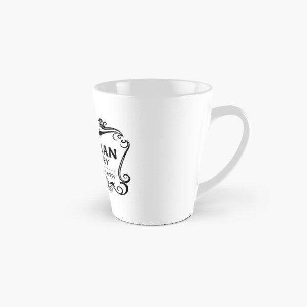 Enterrements et rites Mug long