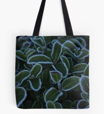 Frosty Reception Tote Bag