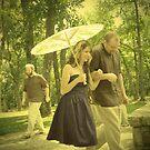 Groomsman Vs. Bridesmaid.... by Christopher Nicola