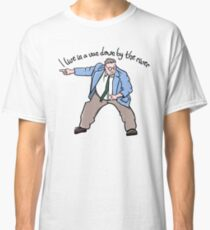 Matt Foley Van Down By The River Classic T-Shirt