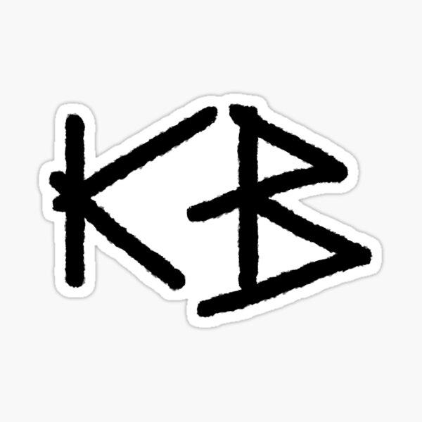 KB Sticker