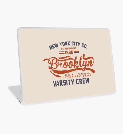 Vintage New York Brooklyn 1986 Laptop Skin