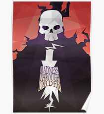 Madness Through Order - Soul Eater Print Poster