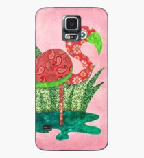 Flamingo Case/Skin for Samsung Galaxy