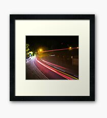 Back To The Future 1 Framed Print