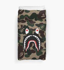 Bape Sharks Duvet Cover