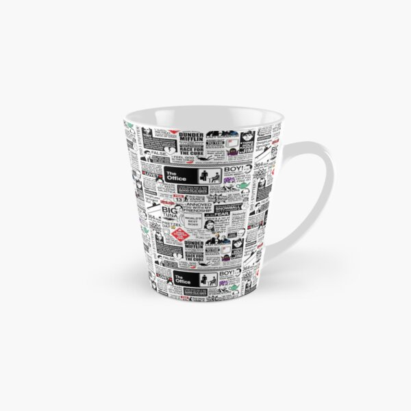 Wise Words From The Office - The Office Quotes (Variant) Tall Mug