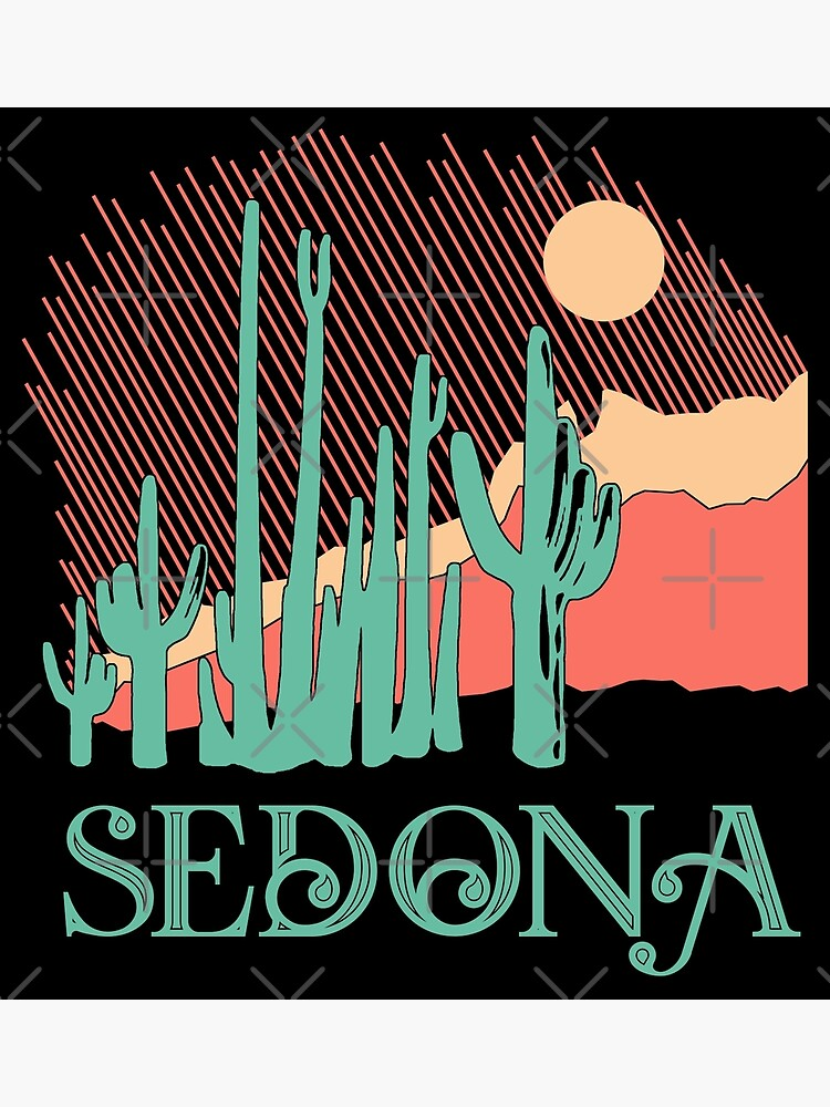 Sedona by sophiapetrillo