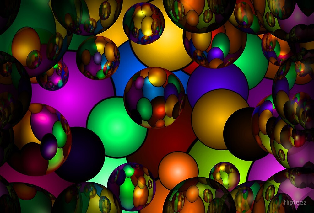 Bubbly Ballz by flipteez