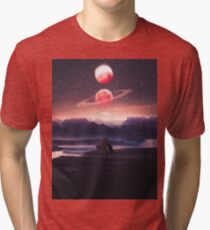 Not A Home Tri-blend T-Shirt