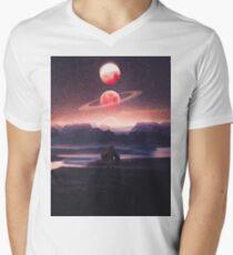 Not A Home V-Neck T-Shirt