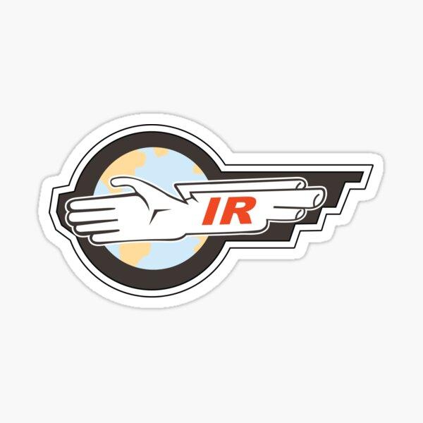 International Rescue Logo Sticker