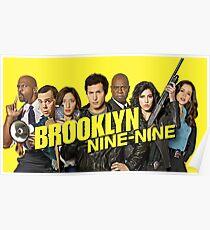 Brooklyn Nine Nine - Poster
