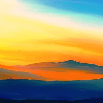 Yellow Clouds by TMU-cw