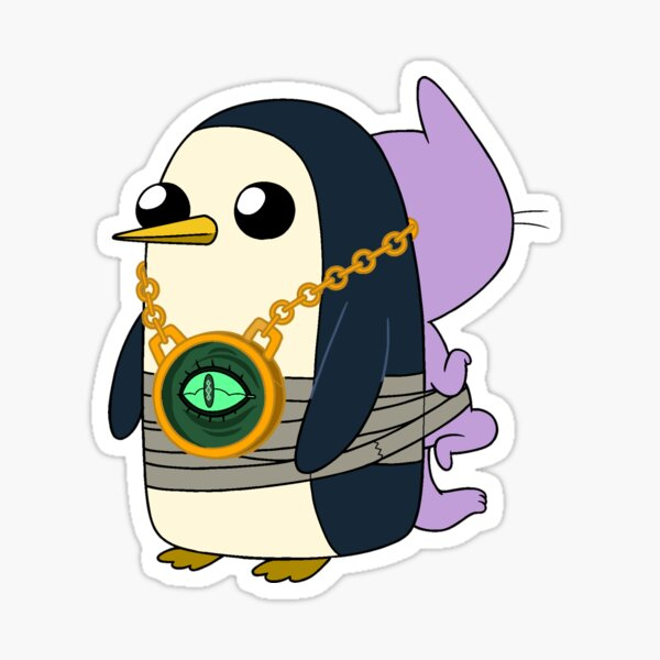 gunther Sticker
