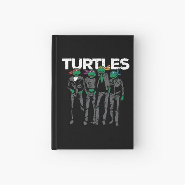 Turtles Hardcover Journal