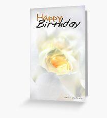 Happy Birthday © Vicki Ferrari Greeting Card