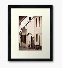 OnePhotoPerDay Series: 169 by L. Framed Print