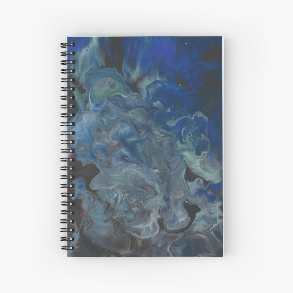 Up in Smoke Spiral Notebook